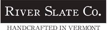 River Slate Co. logo